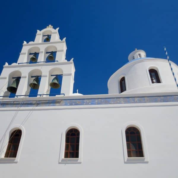 Greek Island church Greece Pilgrimage