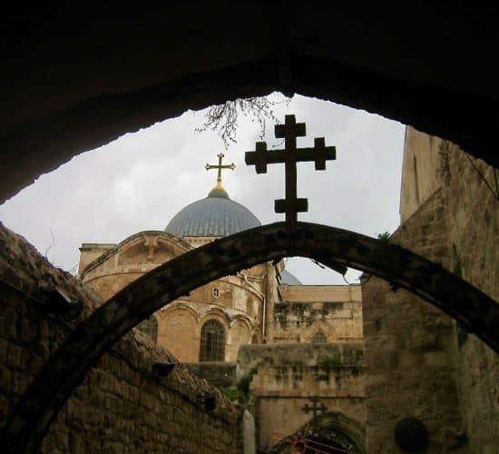 Holy Sepulchre jerusalem Pilgrimage tour